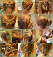 lots of hairstyles