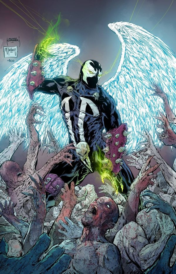 Spawn #244 Of And Comic