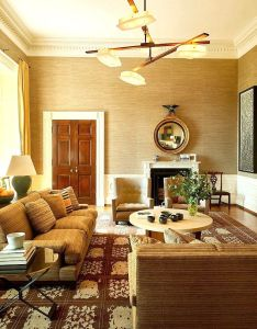 Obama whitehouse living room by michael  smith cote de texas also the family  stylish private world inside white house rh pinterest