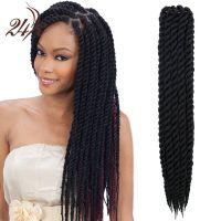 Havana Mambo Twist Crochet Braids Hair 16 Inch Senegalese