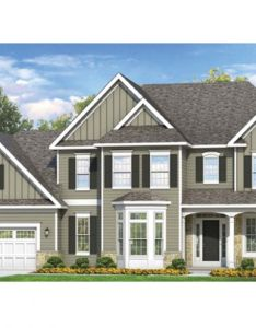 Colonial house plan with square feet and bedrooms from dream home source also rh pinterest