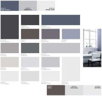 Modern Interior Paint Colors and Home Decorating Color ...
