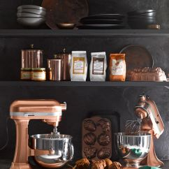 Copper Kitchen Aid Mixer Countertop Types Crushing On This Stand Modern Heirlooms