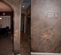 Faux Brick Plaster | ... .com/blog/why-brick-wall-decal ...