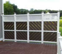 deck privacy screen - Google Search | Gardening & Outdoor ...