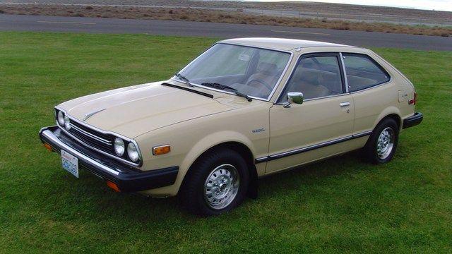 Just A Car Geek 1980 Honda Accord A Survivor Wheels