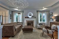 Living Room, Benjamin Moore, Bunny Gray | House Ideas ...