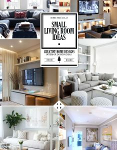 Having  small living room space means you need to get creative in how use the this will make better home designer and is fun challenge also design tips ideas decor rh pinterest