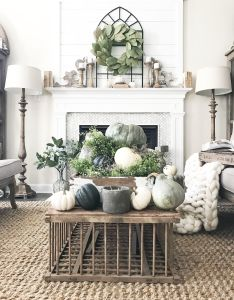Fall into our homes my home tour also living rooms room and rh pinterest