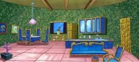 Squidwards house interior | SPONGEBOB!!! | Pinterest ...