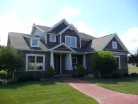 Dark Gray House With White Trim | ... back to this gray ...