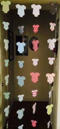 Baby-Dusche-Dekoration Willkommen zu Hause von ...