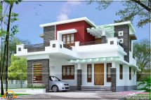 Free Double Storey House Plans Flat Roof - Google