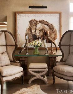 At home with fashion designer joseph abboud traditional also rh pinterest