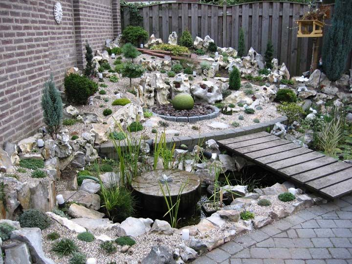 Rock Landscaping Ideas Rock Garden Ideas Alpine Garden