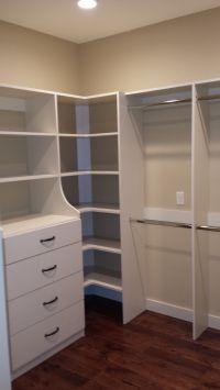 corner closet shelf unit  Roselawnlutheran
