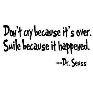 I'm sorry Dr. Seuss, but you clearly never had to say