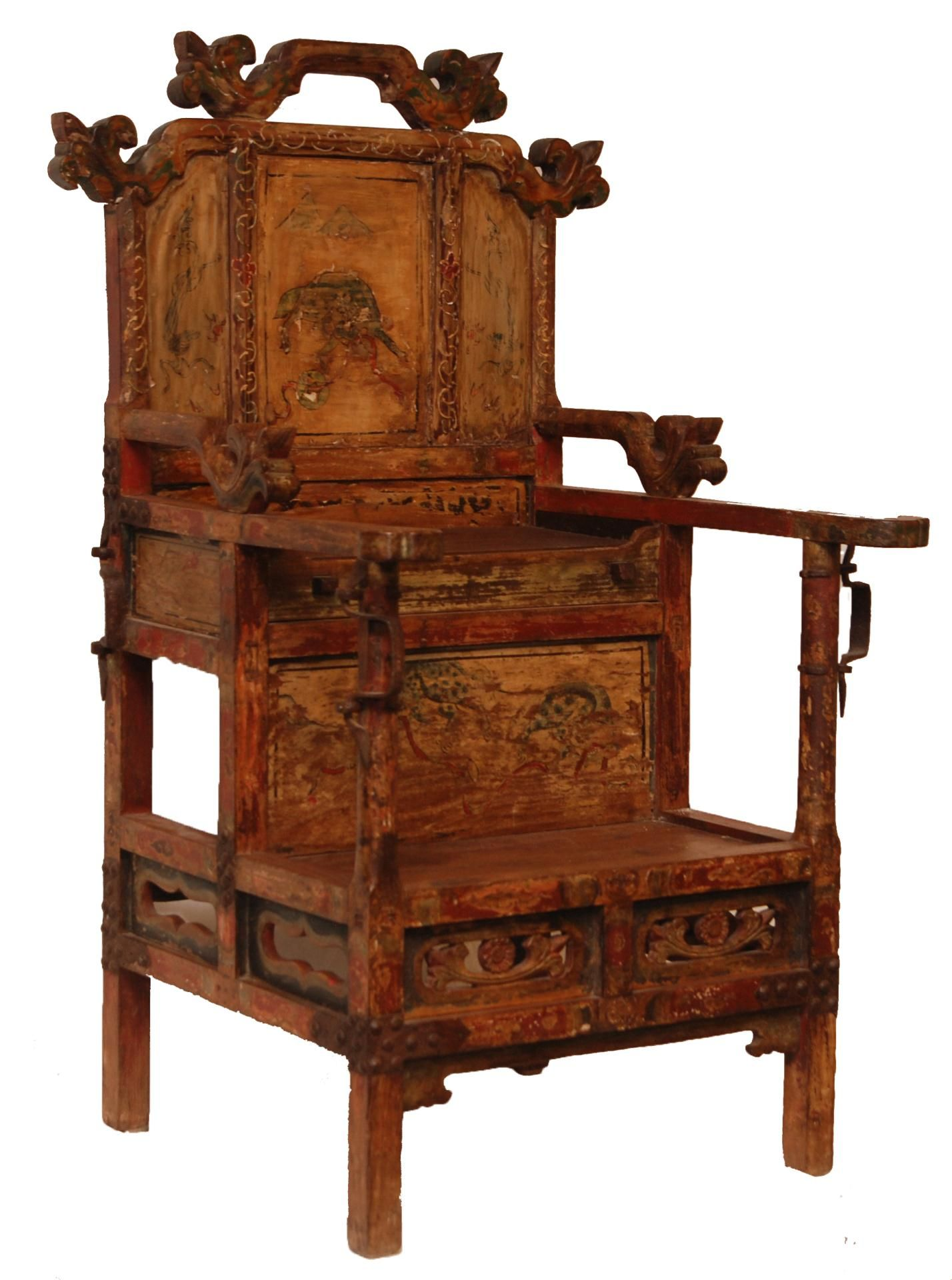 Chinese Chair Chinese Antique Wooden Emperor 39s Chair Furniture