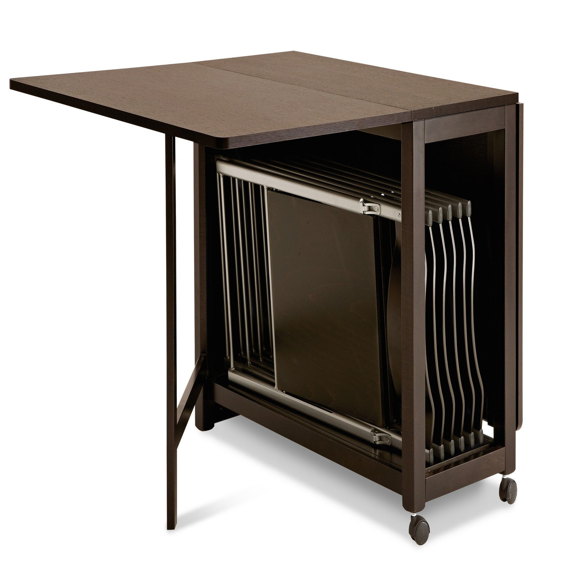 Folding Chair Storage Unique Fold Away Dining Table Inspirational Fold Away
