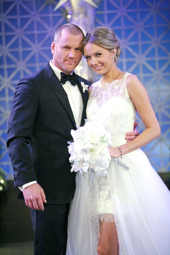 YR Wedding Album Abby  Stitchs NYE Nuptials  Soap