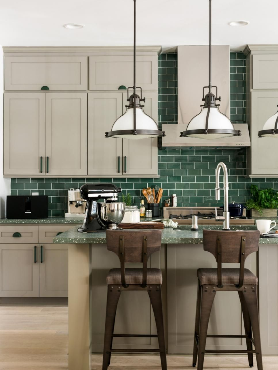 Dream Home 2017 Kitchen Pictures  Kitchen pictures Hgtv