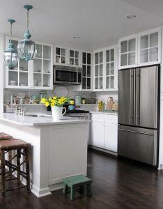 Modern small kitchen design pictures also rh za pinterest