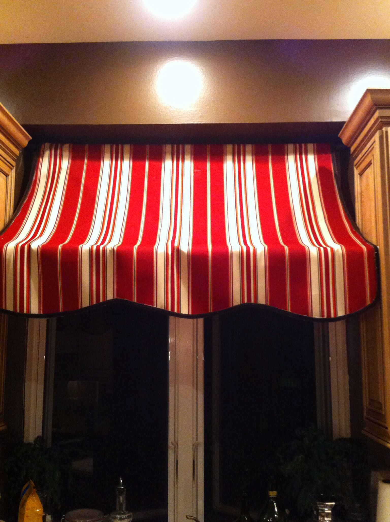 italian bistro kitchen decorating ideas metal cabinets manufacturers my cafe curtain made for 13 from joanne