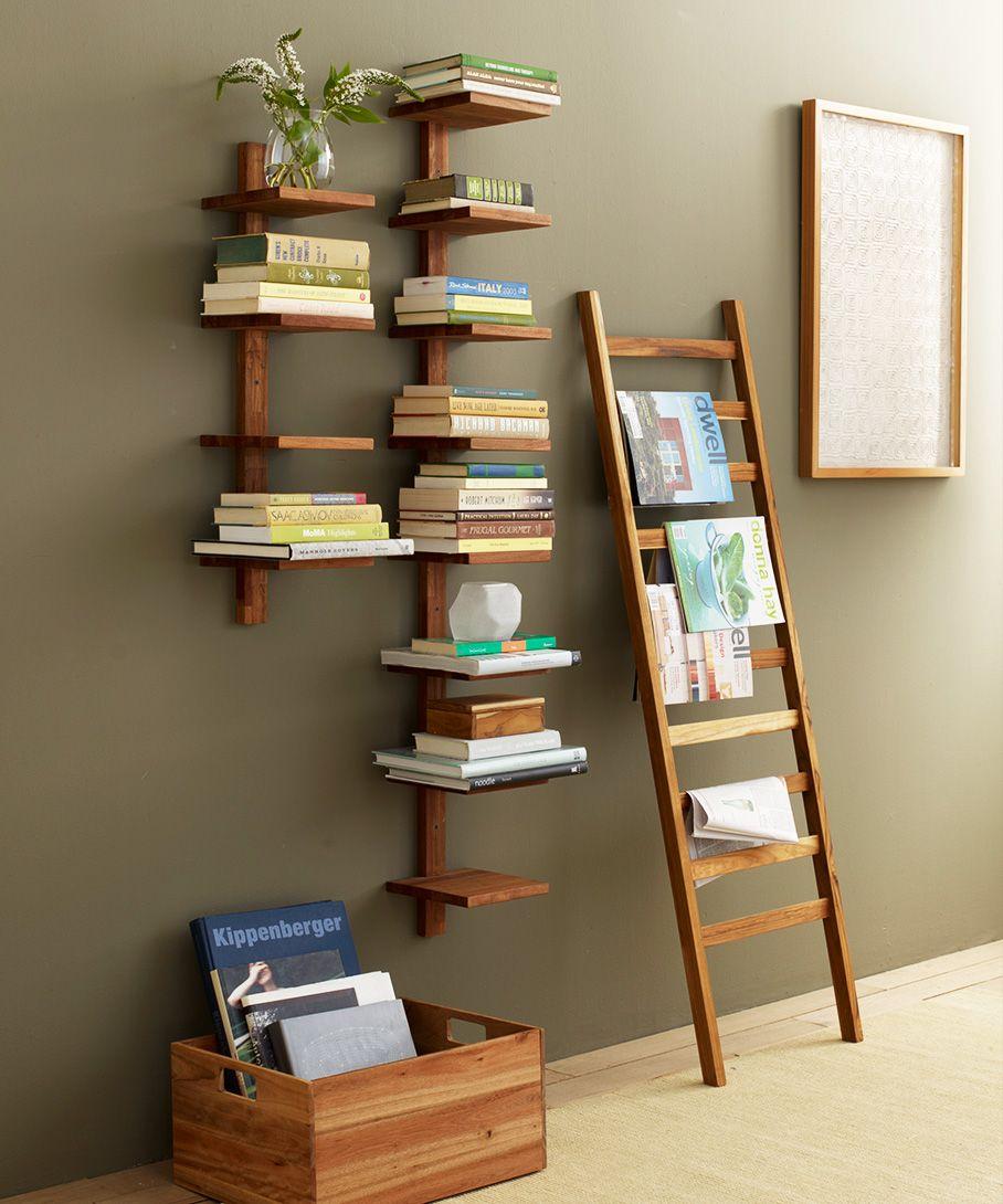 Black Iron Pipe Shelves