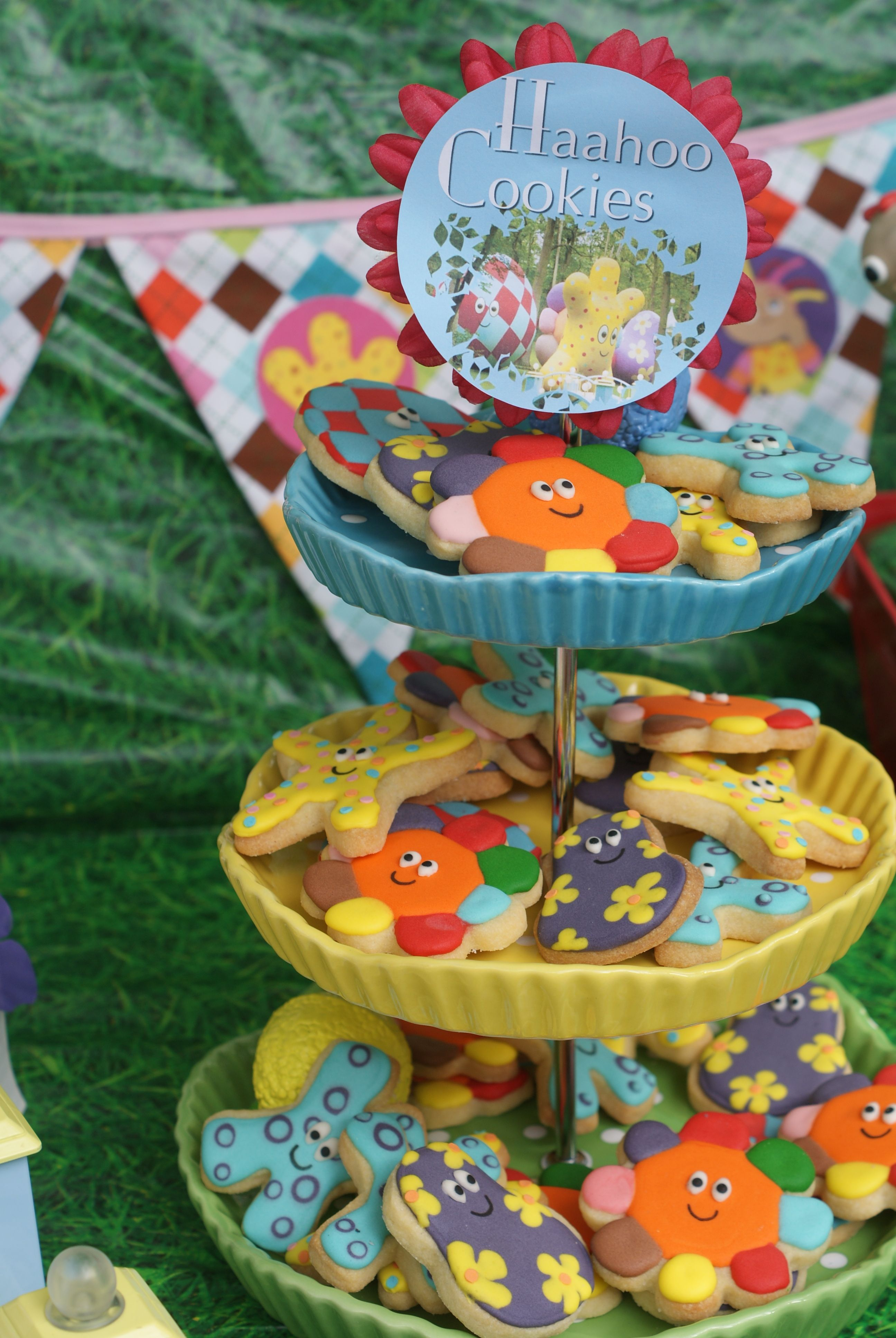In The Night Garden Party Google Search Roo's 2nd Birthday