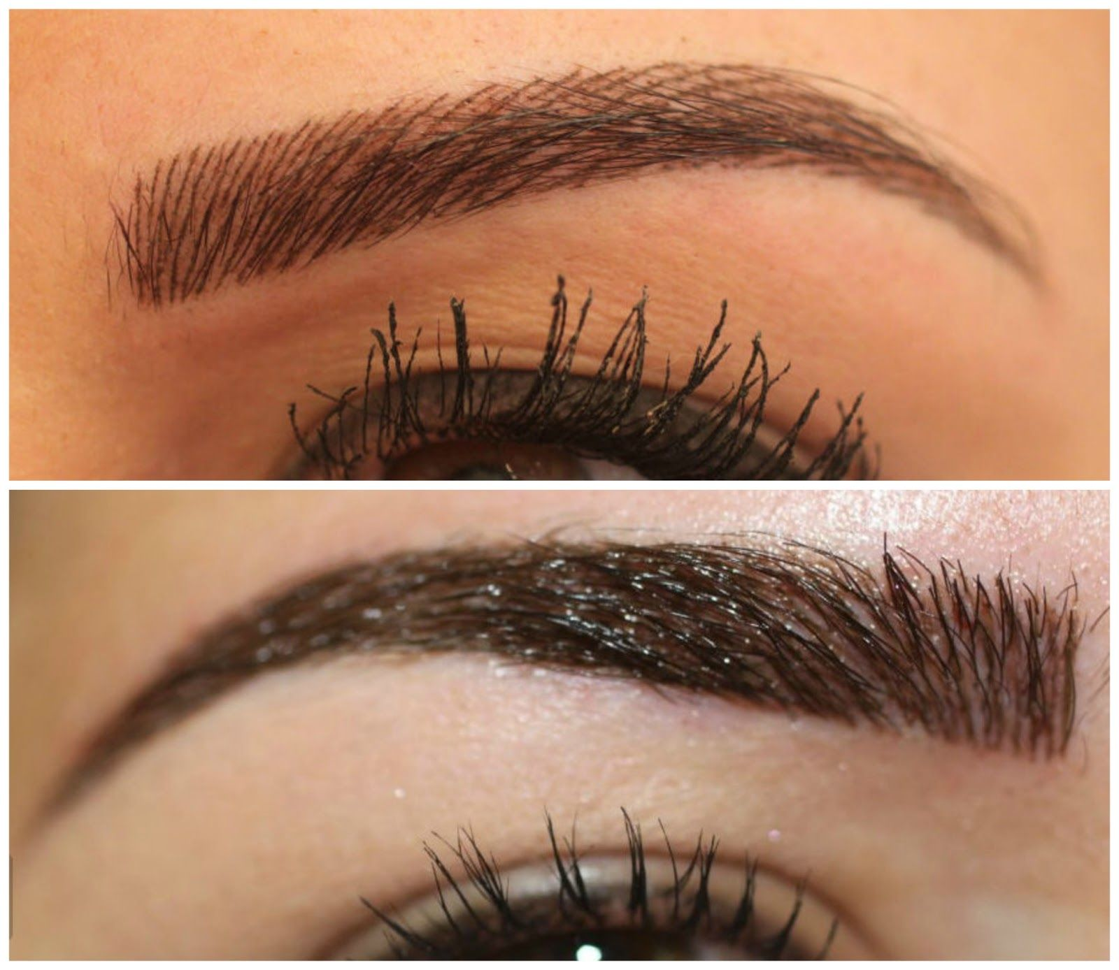 Permanent Eyebrows On Pinterest  Permanent Makeup