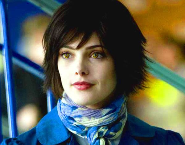 Pixie Haircut Alice Twilight