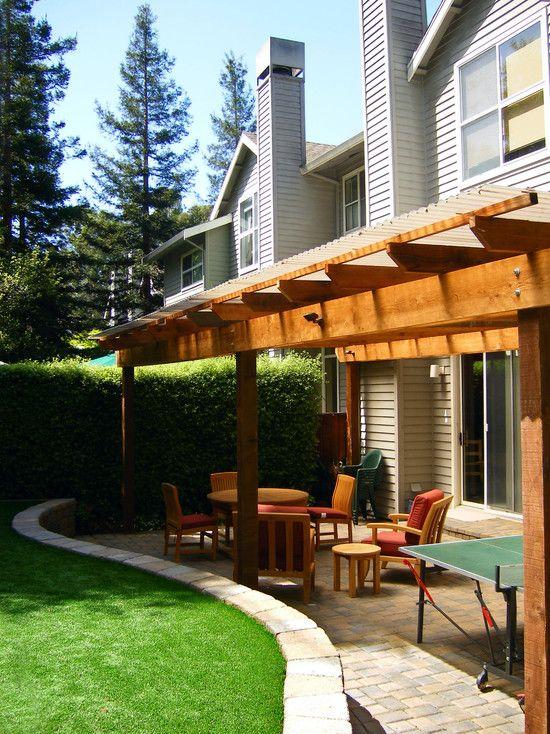 patio small yard