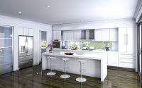 Kitchen Island Amazing Kitchen Designs With Dark Hardwood ...