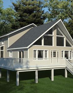 House also  frame cabin contemporary elevation of plan log homes for rh pinterest