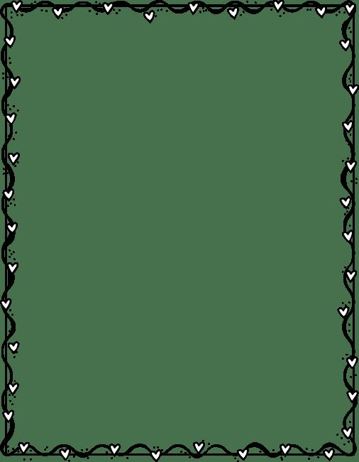 Melonheadz Frames Black And White