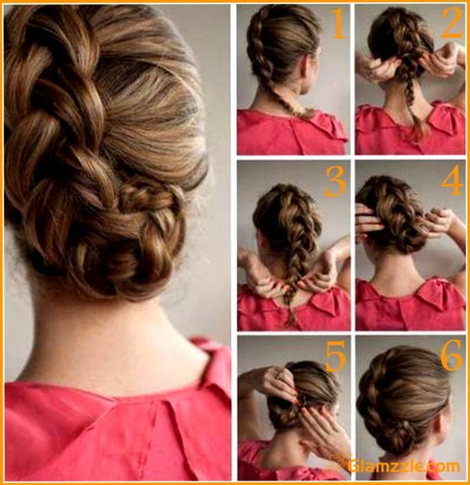 Hairstyles Steps Google Search Hairstyles Pinterest Easy