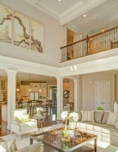 Two story fireplace design ideas bathroomfurniturezone family room decorating ideasbackgrounds also best multifamily images on pinterest rh