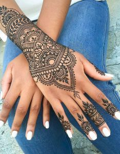 henna tattoos by rachel goldman you must see also hennas tattoo and rh pinterest