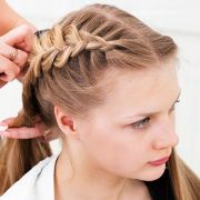 braids thin short hair