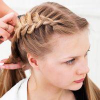 braids for thin short hair | hair styling 31 Cute Braided ...
