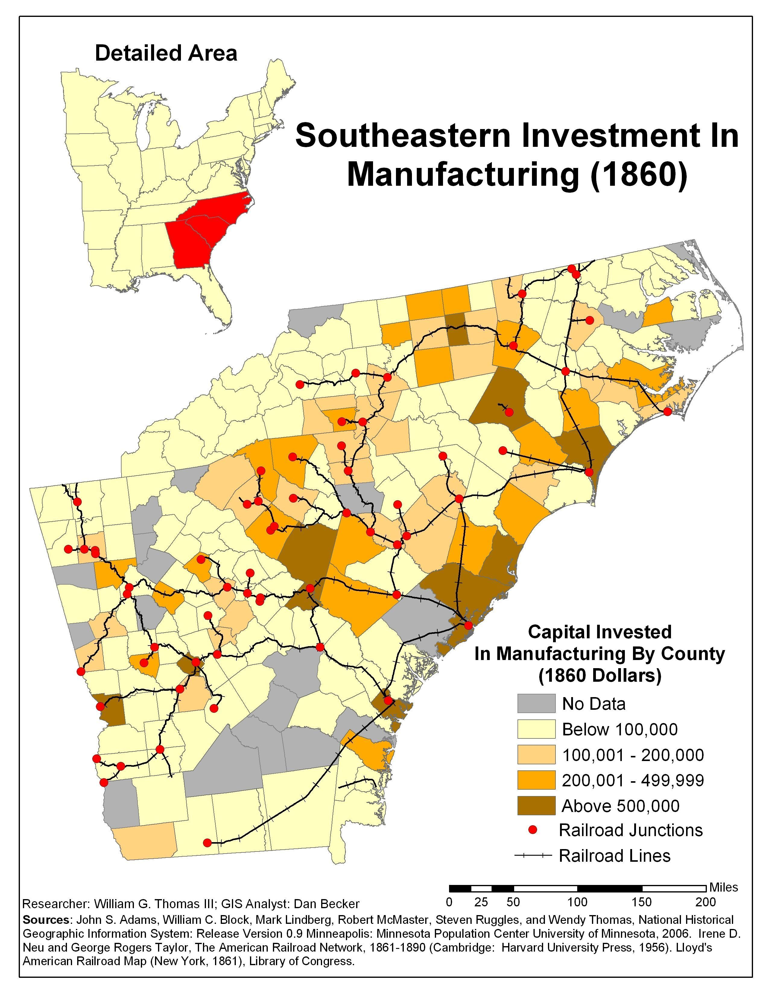 Southeastern Investment In Manufacturing