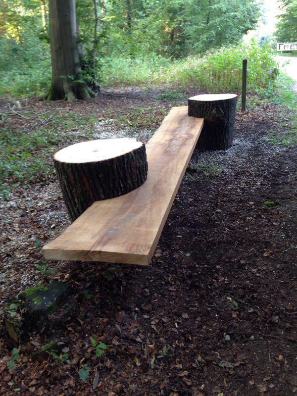 15 DIY Wood Log Ideas For Your Garden Decor Gardens Furniture