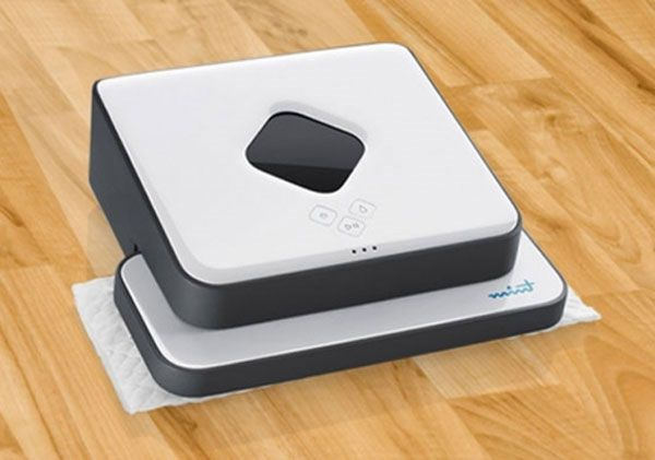 Mint Automatic Floor Cleaning Robot  The Maid  Pinterest