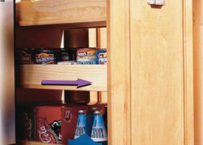 Kitchen storage projects that create more space diy cabinetskitchen also kitchens