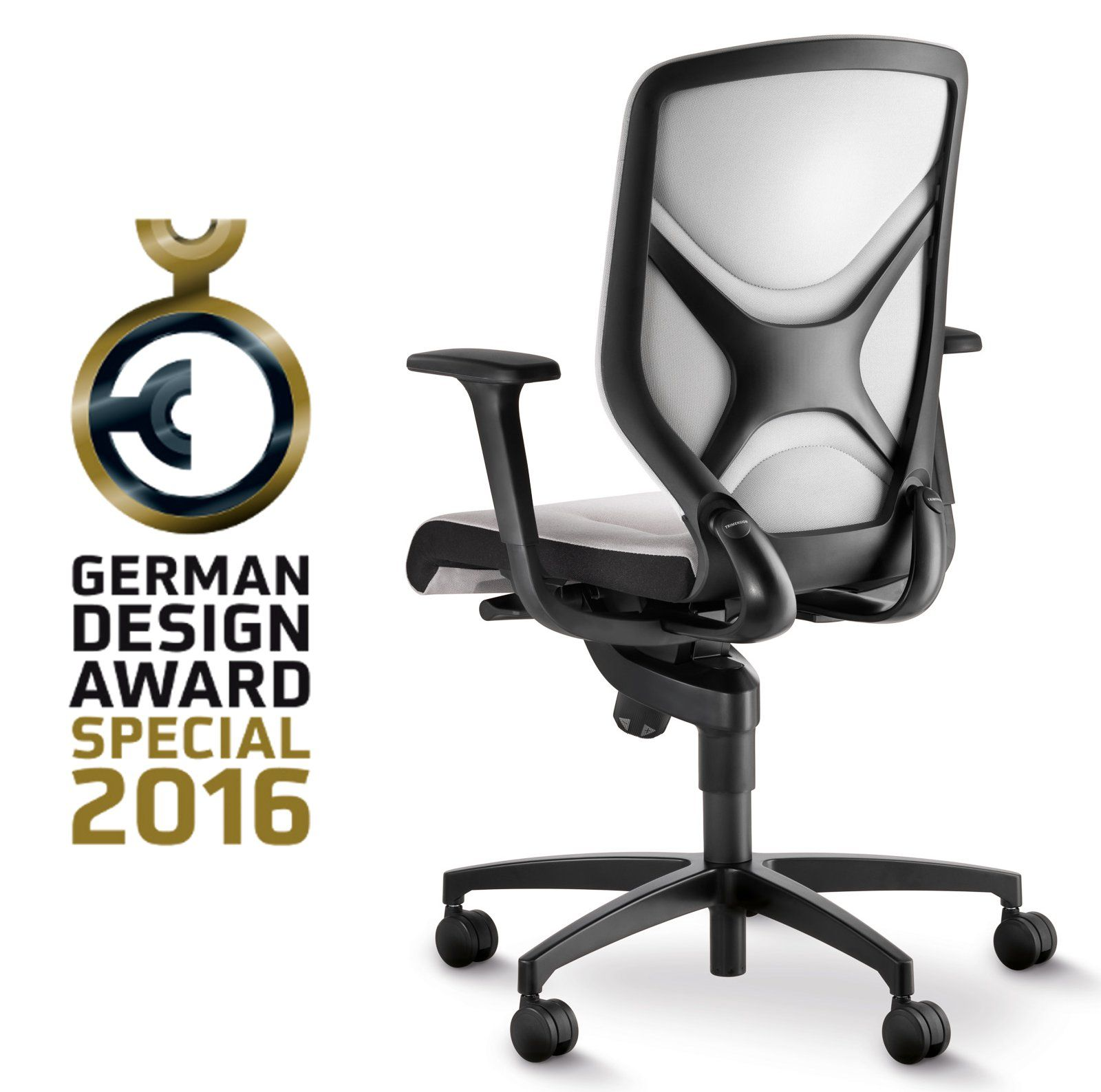 notre dame office chair folding for bedroom awarded with the german design award 2016 special mention