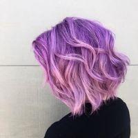 35 Brilliant Short Purple Hair Ideas  Too Stunning to ...