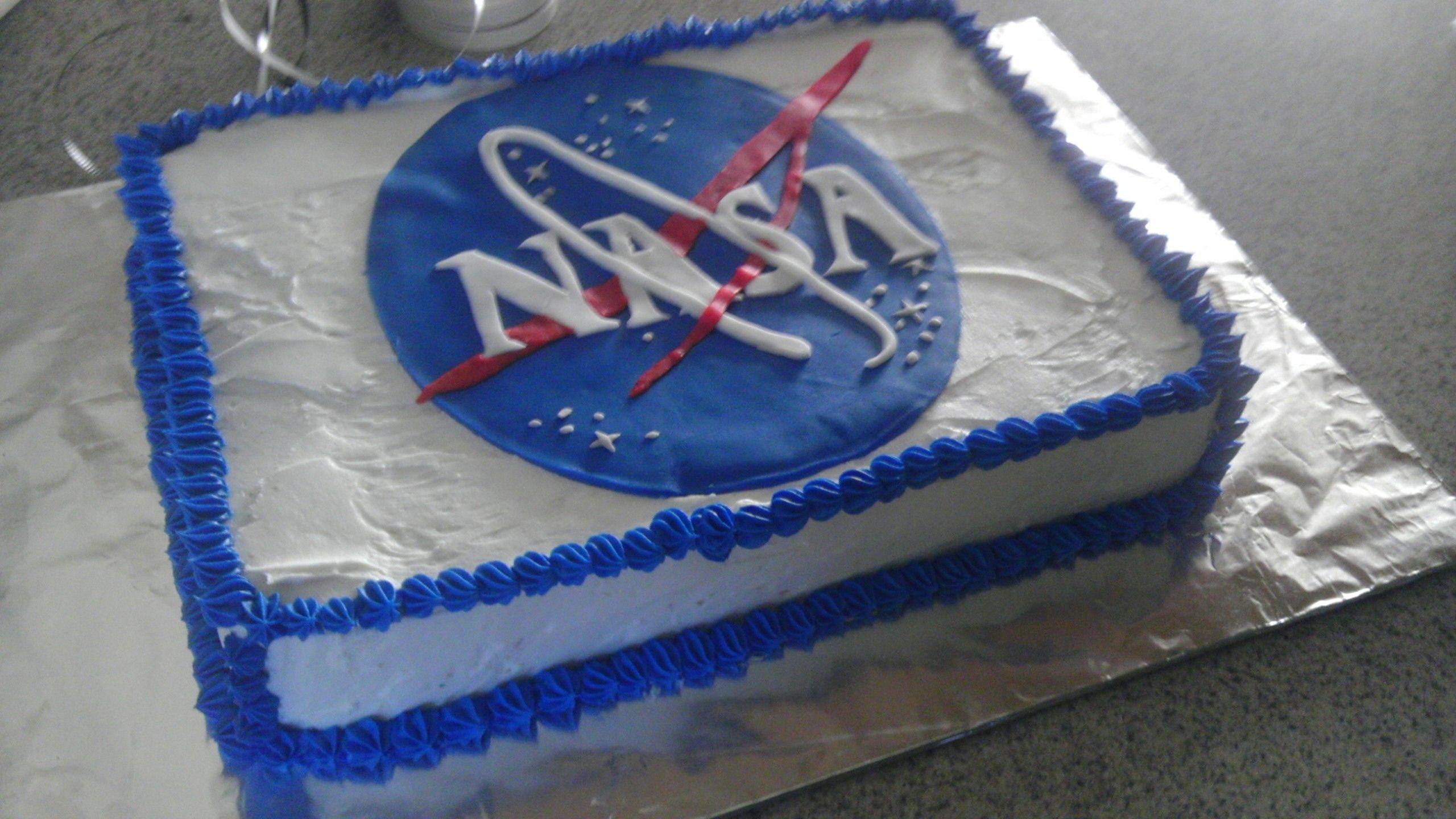 Nasa Cake