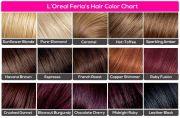 l'oreal feria's hair color