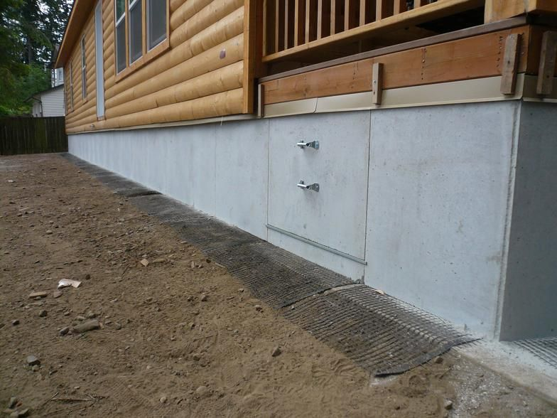 Mobile Home Skirting Ideas Raised Garden Bed Idea By Creative
