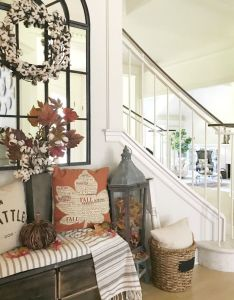 How to decorate for fall like  professional the design twins diy home decor also rh pinterest